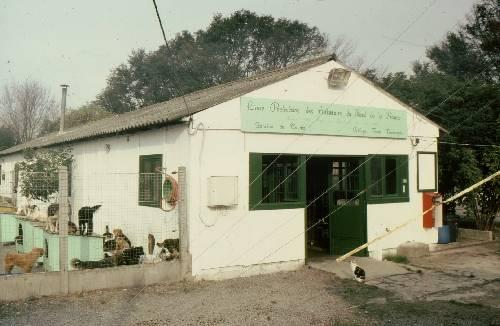 Le refuge du Chemin-Vert quartier du Fort-Nieulay, de 1968 à fin juin 2000